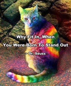 Dr. Seuss with color